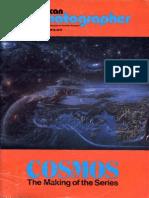 American Cinematographer - Cosmos