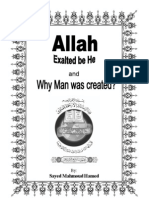 Allah.Exalted.Be.He.&.Why.Man.Was.Created //SayedMahmoudHamed//