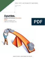Economía y Agentes Económicos.