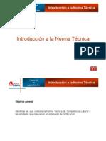1.-Introduccion a La Norma Tecnica