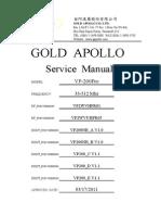Gold Apollo Vp200pro Ps6e0 033512 101(Dpc)
