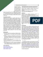 Electrical Resistivity Instrumentation