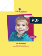 A Guide to Undertanding Cerebral Palsy