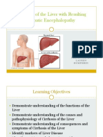 case study cirrhosis of the liver