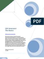 Life Insurance Basics eBook