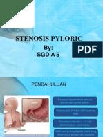 stenosis pilorik dan sindrom reye