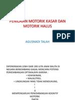 4. Penilaian Motorik Kasar Dan Motorik Halus