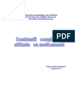 Combinatii Complexe