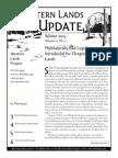 WLP Winter 2013 Newsletter