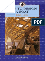 How to Design a Boat - 2ed - John Teale