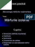 Materiale izolante