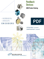 Dynapar Encoder Catalog