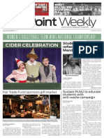 The Point Weekly - 12.9.13