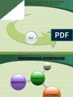 PresentacionDoctoradoenTeologia