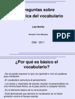 Preguntas Vocab Ula Rio
