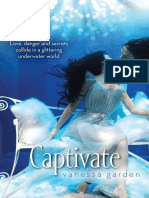 Captivate by Vanessa Garden - Chapter Sampler