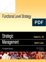 Strategic Management 05-06-07_08 Functional Business Competitive Industry Global Strategies