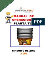 Manual Operaciones Tostador TLR