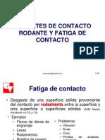 No 7 - Cojinetes de Contacto Rodante y Fatiga de Contacto