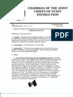 Dh b2 Nmcc Key Docs Fdr- 6-1-01 Cjcsi 3610-01 A
