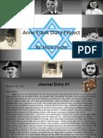 anne frank digital project