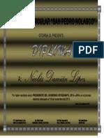 Diploma Para El Gobierno Estudiantil
