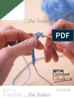 How to Crochetthe Basics