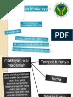 Makiyah Dan Madaniyah (Nafis)