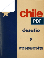 Chile, Desafío y Respuesta