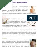 fibrodiplasia osificante