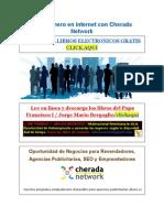 Ganar Dinero en Internet Con Cherada Network