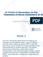 Prevention Guidelines - Cholesterol[1]