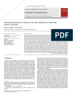 Centrality-based power control for hot-spot mitigation in multi-hop wireless networks.pdf