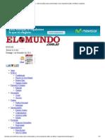 Diario El Mundo » Informe señala nueve comisionados y cinco inspectores jefes con títulos irregulares