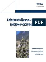 Danisco Antionxidantes Naturais