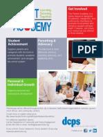 DCPS Parent Academy