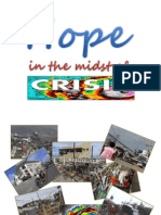 Hope in the Midst of Crisis