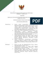 Peraturan Daerah Kabupaten Banjarnegara Nomor 11 Tahun 2011 Tentang Rencana tata Ruang Wilayah Kabupaten Banjarnegara Tahun 2011 - 2031