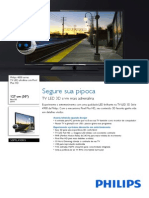 Manual TV Philips 50PFL4908G-78