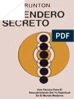 El+Sendero+Secreto+(Paul+Brunton)