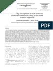 autoignition-mixture fraction-tubulence modeling-blanquartproccombinst 30