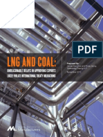 Lng Coal Report