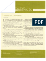 CAUSE&Effects Vol. 5 Issue 1