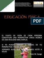 EDUCACIÓN FISICA EN LA RIEB
