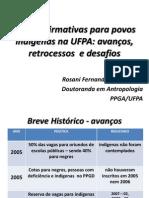 Ações Afirmativas para povos indígenas na UFPA
