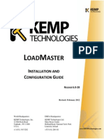 LoadMaster Manual 6.0