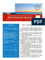 South China Sea Bulletin Vol.1 No.12 (1 December 2013)