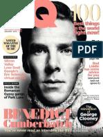 GQ British - January 2014