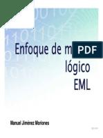 Enfoque de marco logico Profesor Manuel Jiménez