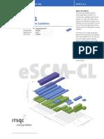 eSCM-CL v1.1 Single Practice Agr01